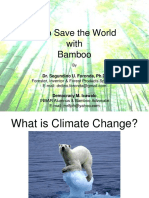 Help Save the World With Bamboo