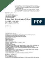 Shea Robert Wilson Robert A.- Iluminatus 02 - Złote  jabłko