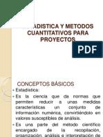 Conceptos Basicos y Estadistica Descriptiva 2018
