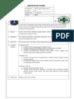 7.1.1.EP7 (3) SOP Identifikasi Pasien