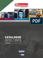 Catalogue Geomesure 2013
