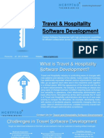Travel & Hospitality Software Development by NCrypted Technologies