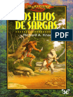 A Knaak Richard - Los hijos de Sargas.epub