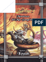 A Knaak Richard - Monstruos del Mar Sangriento.epub