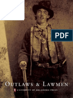 Outlaws Law Men Subject Area Catalog