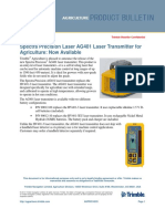 A g 401 Laser Transmitter Now Available