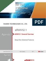 Huawei ERAN12.1 - Workshop