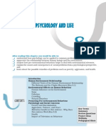Chap 8 - Psychology and Life