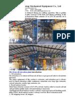 Rice Bran Oil Erxtraction Plant