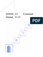 SIM900 at Command Manual V1.03