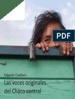 Las voces originales del Chaco central