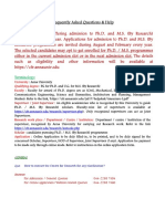 PhD-FAQ