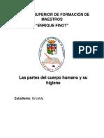Escuela Superior de Formación de Maestros Gricelda La Higiene
