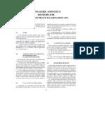 Liquid Penetrant Test Acceptance Criteria