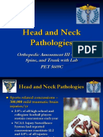 FIU - Head and Neck Pathologies