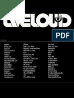 Liveloud Songboard 170313