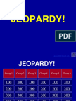 Global Warming Jeopardy Game Games 81856