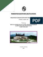RPJMD 2010-2015 (1)