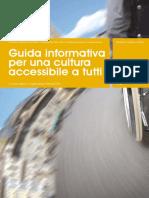 Guida Informativa Per Una Cultura Accessibile