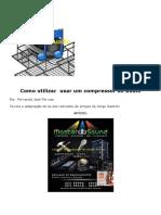 Como utilizar  um compressor de áudio.pdf