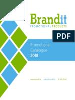 Brandit Catalogue 2018.Compressed