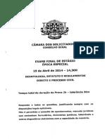 Exame Abril de 2014