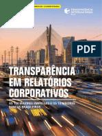 Relatório - Transparência Internacional 2018