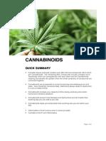 DocGo.net Cannabinoids Explained