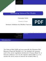 Slides Seminaire Validation