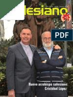 Boletin Salesiano, Febrero 2018