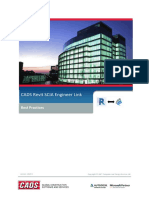 CADS Revit Scia Engineer Link Best Practices
