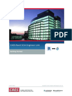 CADS Revit Scia Engineer Link Getting Started