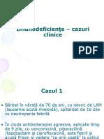Imunodeficiente Cazuri