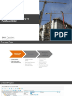 Noveco EPM 3 0 Planning and Forecasting by Purchase Order