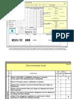 (Audit Result)Environment Management System