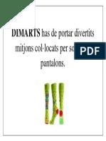 consigna DImarts