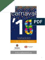 CARNAVAL 2018 Programa Original