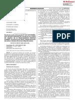 Declaran nulo el Acuerdo N° 027-2017/MDA que aprobó solicitud de vacancia en contra de regidor de la Municipalidad Distrital Andajes provincia de Oyon departamento de Lima; y dictan diversas disposiciones