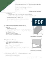 Ficha de Avaliação de Matemática 8º Ano Teste 3 Potencias Teorema Pitagoras e Vetores