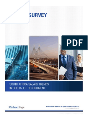 Michael Page South Africa Salary Survey | Business