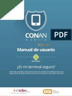 Manual Usuario Conan Mobile