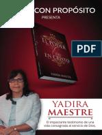 Libro el poder de una vida en cristo