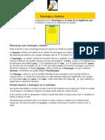 Fonología y Fonética