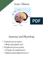 Neuro History
