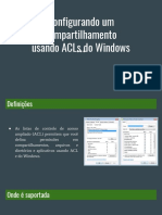 Permissoes Acl