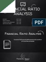 Presentation - Financial Ratio Analysis - Syndicate 10