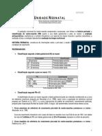 UFRJ - Classif Do RN