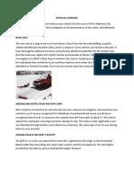 okc bombing evidence fact sheet