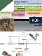 Fragments 1 - Mindmap