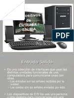 Dispositivos de I/O
